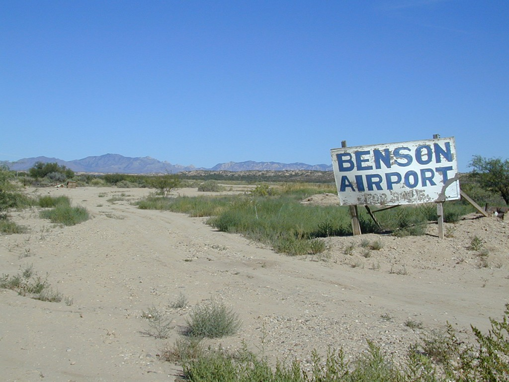 Benson Municipal, 1st site, 9 September 2004 photo