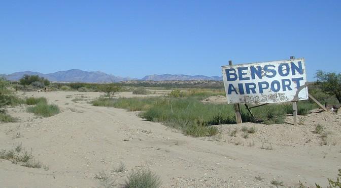 Airfields (Abandoned & Repurposed): Arizona | Mental Scraps