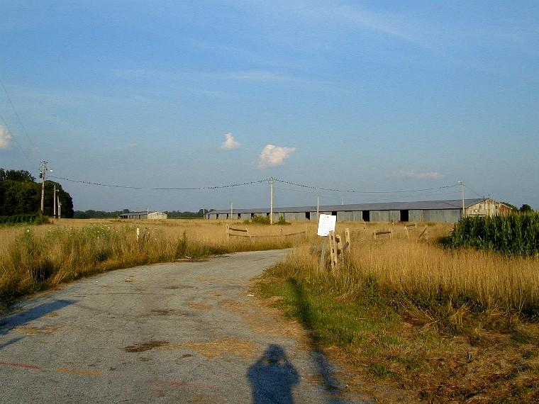 Speedway Airport Hangers