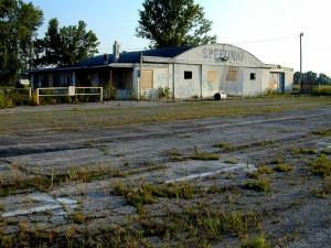 Speedway Airport, Main Hanger #1