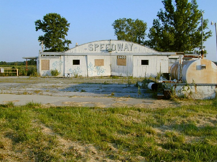 Speedway Airport, Main Hanger #2