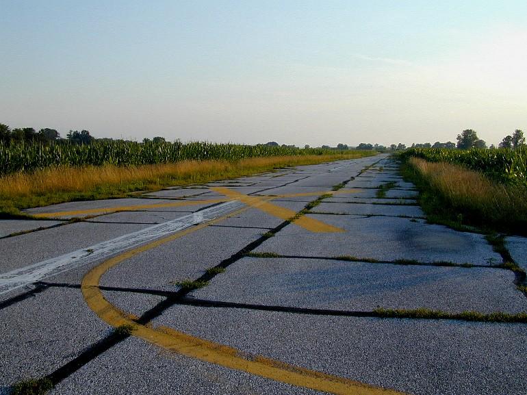 Speedway Airport Runway